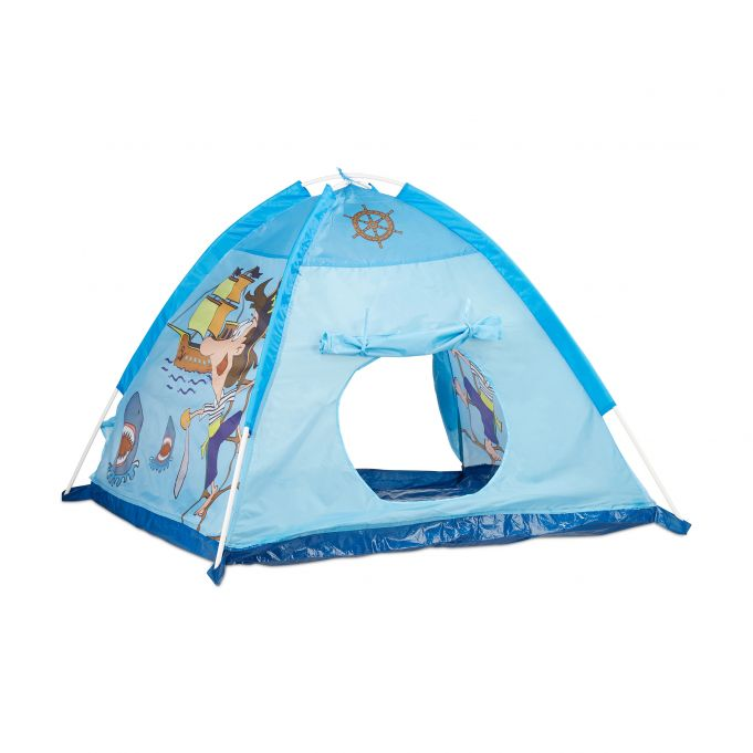 Pirate Play Tent, Blue3