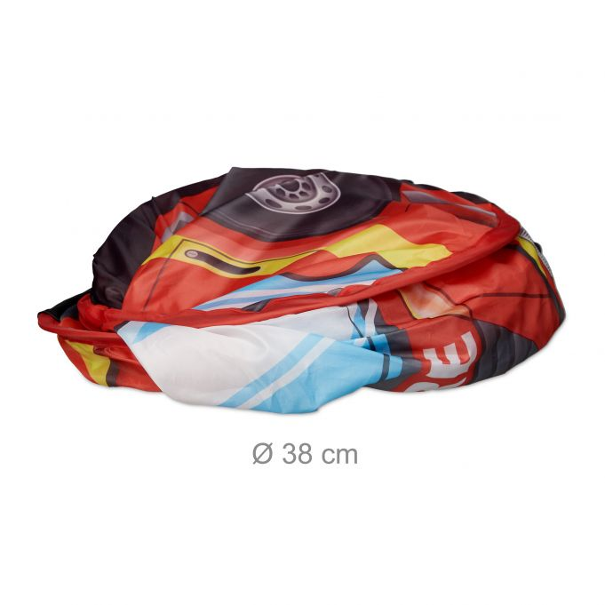 Fire Brigade Play Tent for Kids3