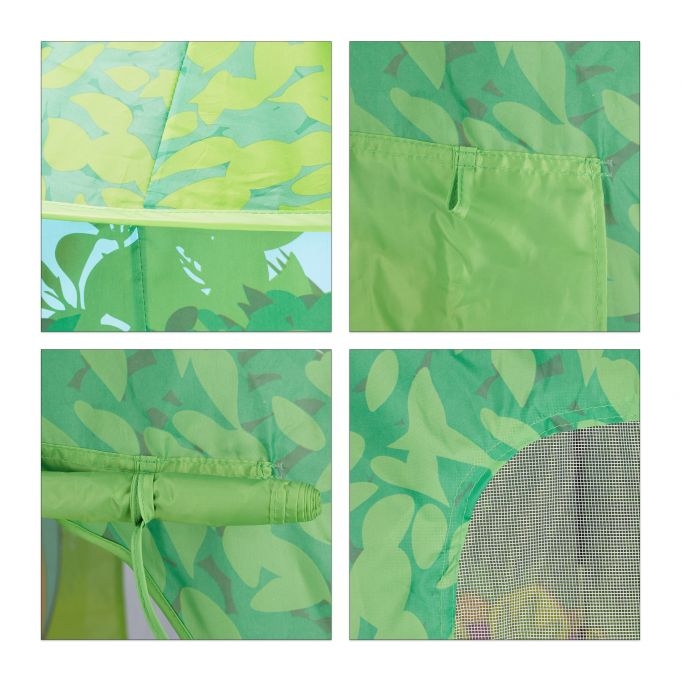 Green Dinosaur Play Tent4