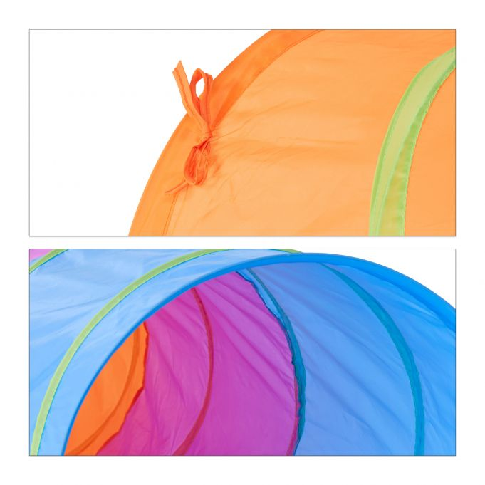 Colourful Play Tunnel for Kids4