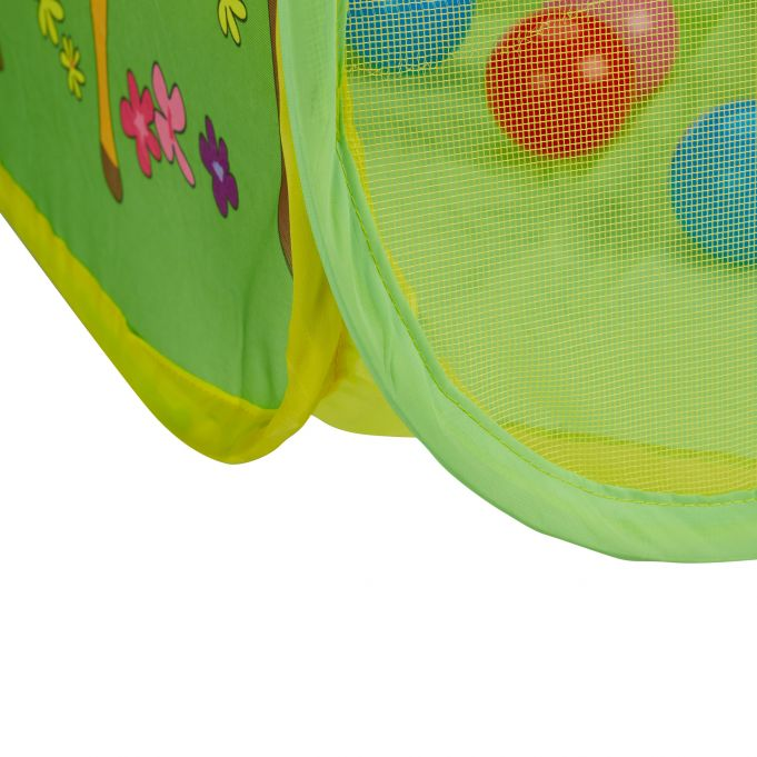 Ball Pit for Toddlers with 50 Balls4