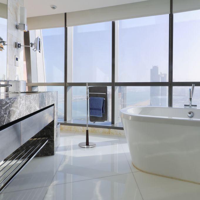 Handtuchhalter schwenkbar 5