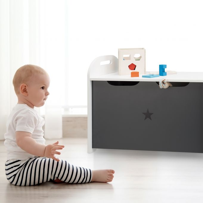Toy Storage Bench for Children2
