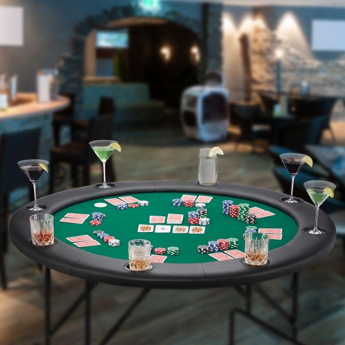 Pokertisch Klappbar