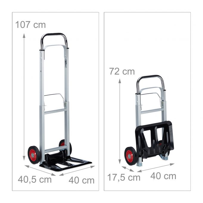 Hand Truck for up to 200 kg4