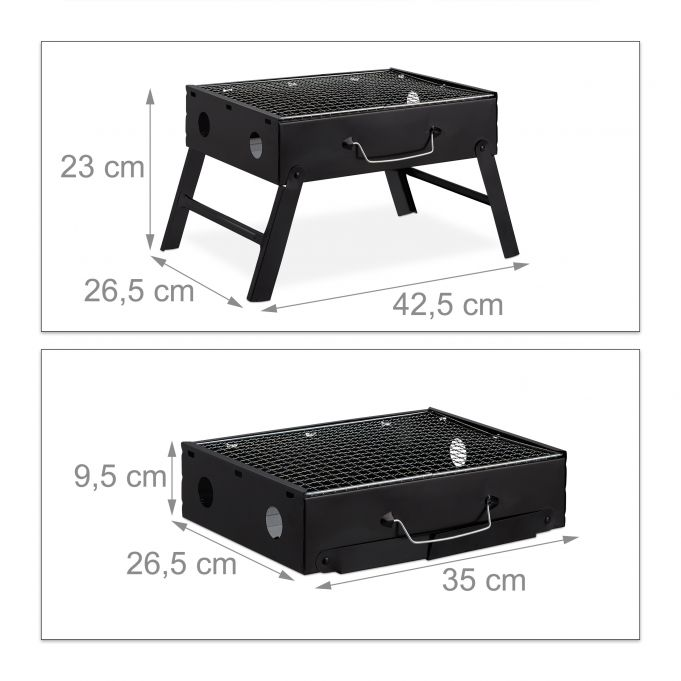 Portable BBQ for Camping and Picnics4
