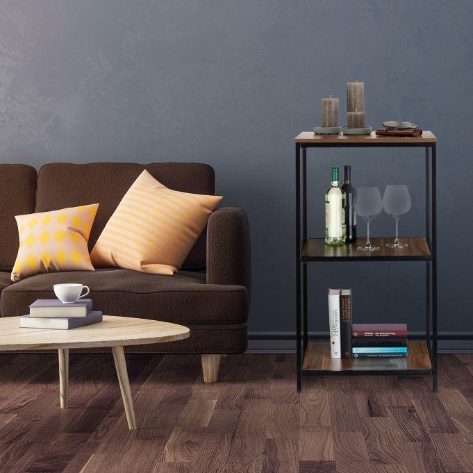 Square 3-Tier Standing Shelf2