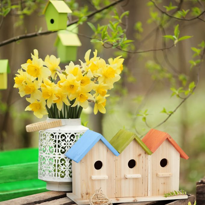 Colourful Birdhouses2