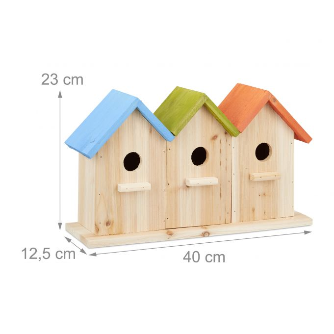Colourful Birdhouses4