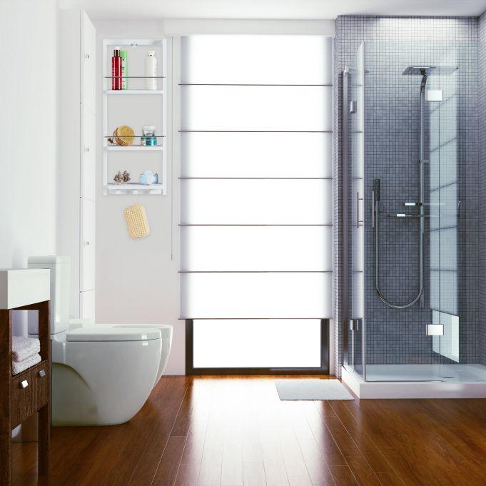 White Shower Caddy3
