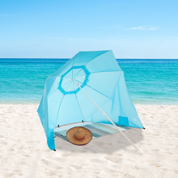 2in1 Parasol and Sun Shelter2