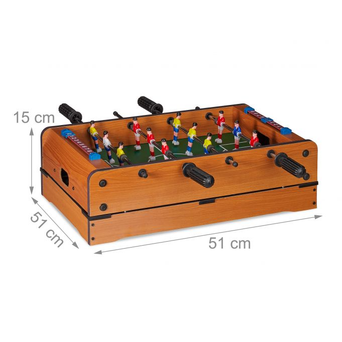 Multigame Tisch 4 in 1