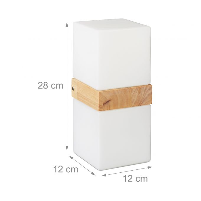 Applique murale 2 cubes4