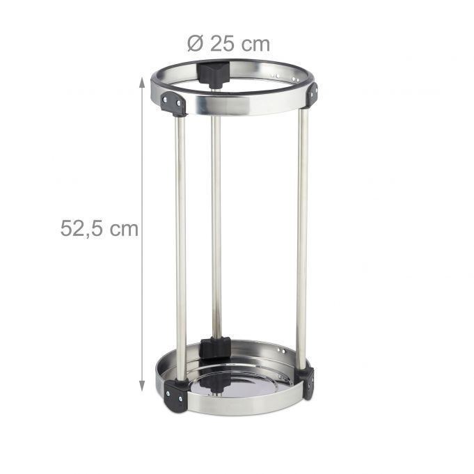Stainless Steel Umbrella Stand4