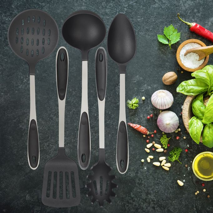 5-Piece Stainless Steel Cookware Set3