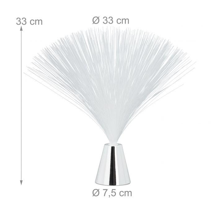 Fibreglass Lamp with Colour Change4