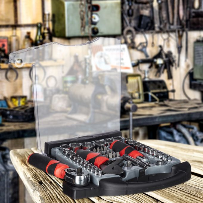 Professional Socket Wrench Set2