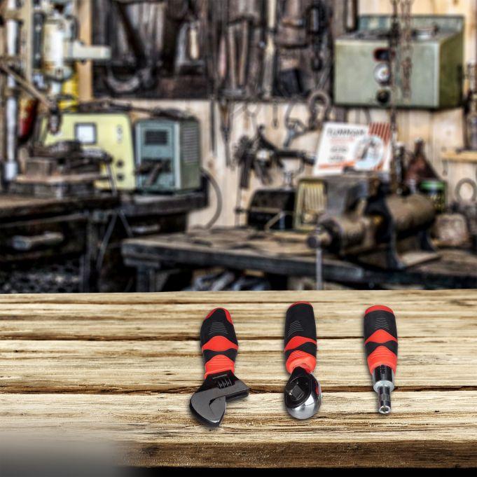 Professional Socket Wrench Set3