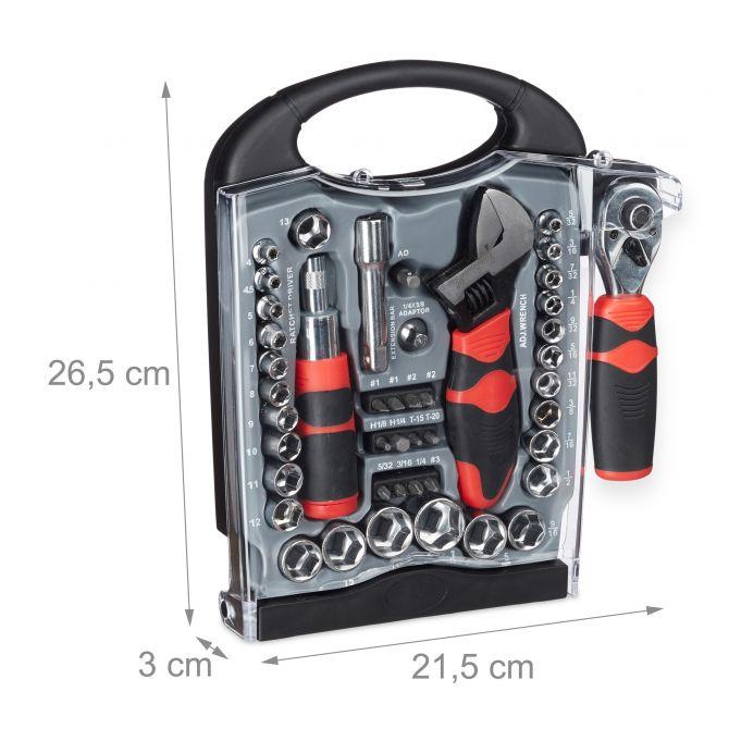 Professional Socket Wrench Set4