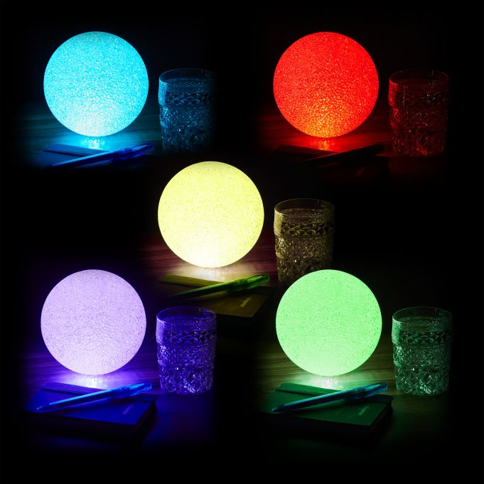 LED Lamp with Colour Switch3