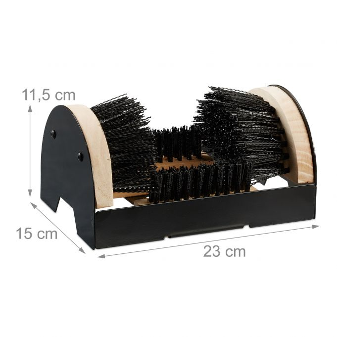 Shoe Scraper with All-Round Brushes4