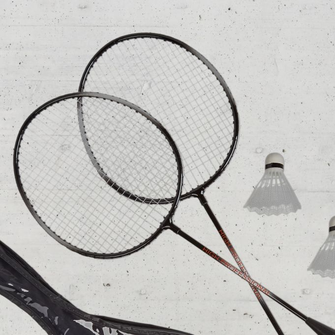 Badminton Set with Case2