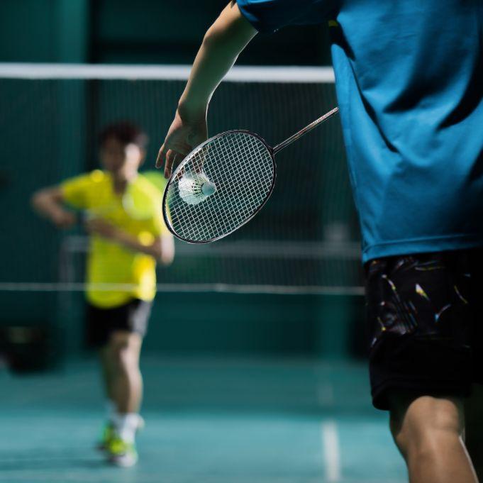 Badminton Set with Case3