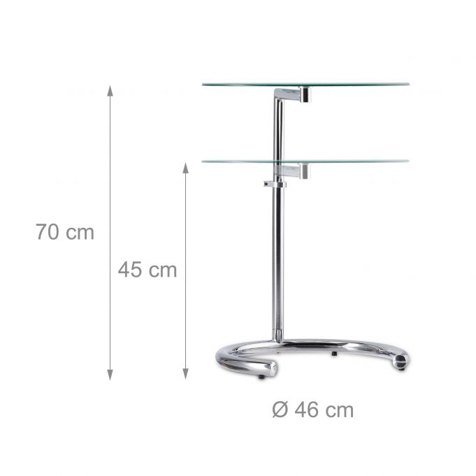 Height-Adjustable Coffee Table4