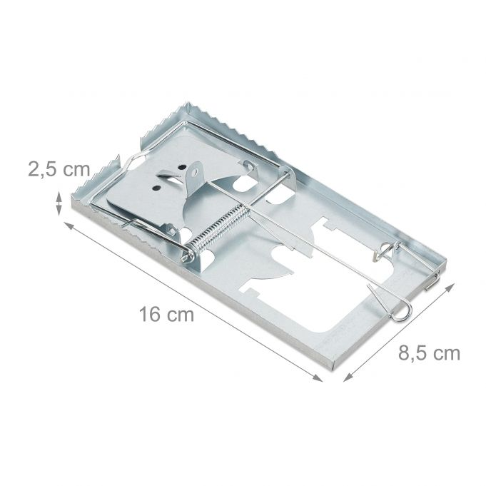 Rat Trap Pack of 44