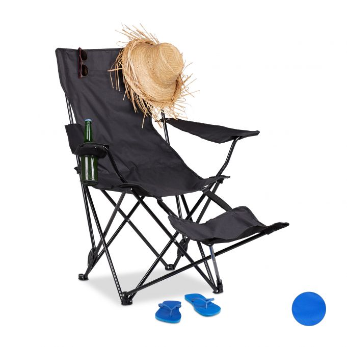 Camping Chair with Footrest3