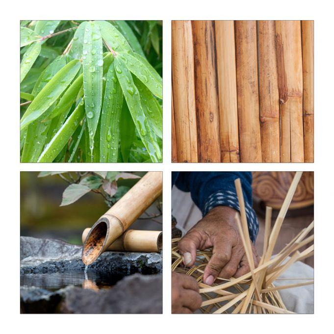 Besteckkasten Bambus ausziehbar 9