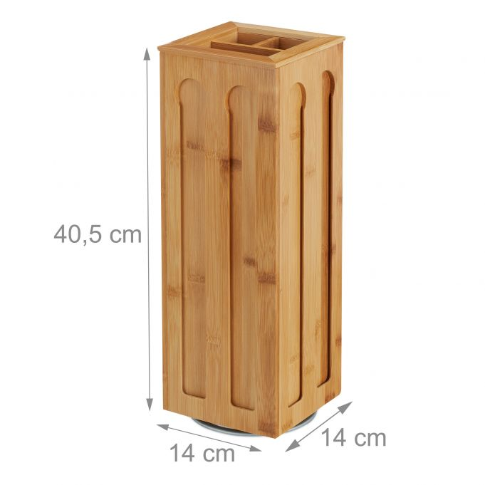 Bamboo Holder for Coffee Capsules4