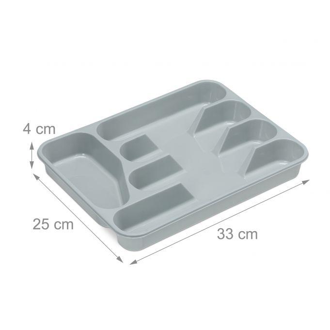 Organizer wkład do szuflady zestaw 2szt.4