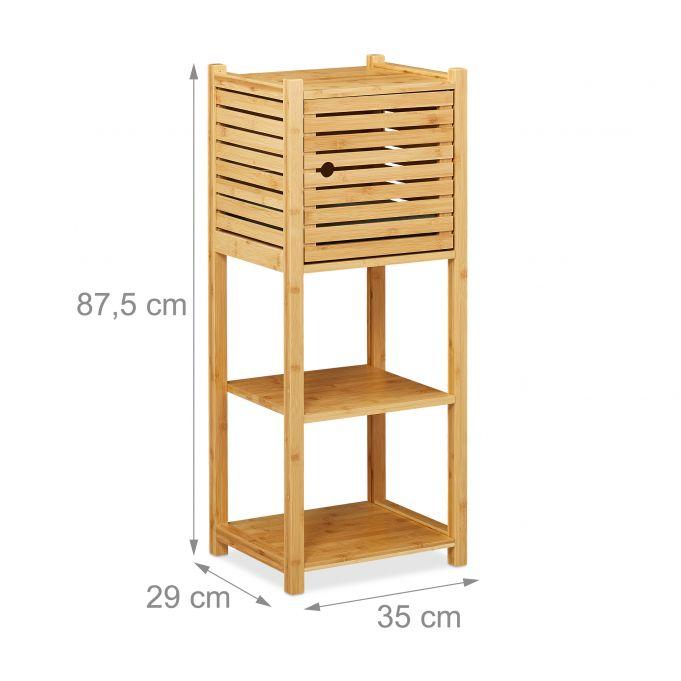 Badregal Bambus hier online kaufen