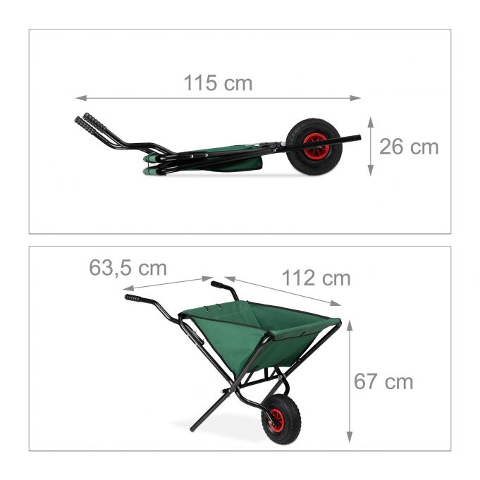 Foldable Wheelbarrow4