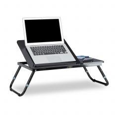 Laptoptisch Holz mit kippbarer Leseklappe kaufen