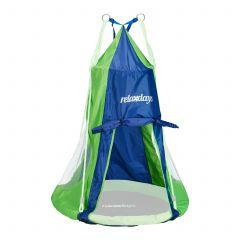 Tent for Swing Nest Blue/Green