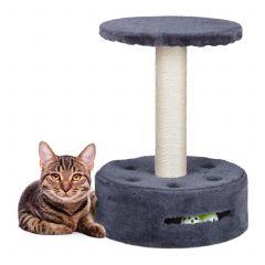 Arbre à chat avec jouet