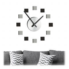 Horloge murale DIY moderne