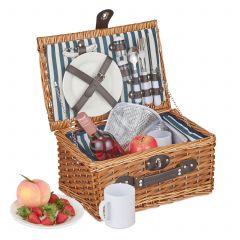 Kosz piknikowy dla 2 osób