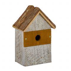 Nichoir oiseau déco en bois