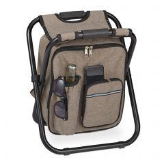 Klappbarer Campinghocker mit Tasche