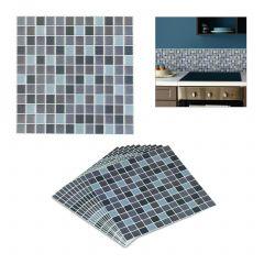 Tegelstickers mozaiek 10 stuks