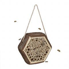 Insectenhotel voor bijen