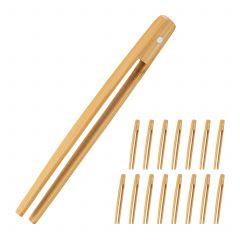 16 x Bambuszange klein