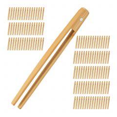128 x Bambuszange klein